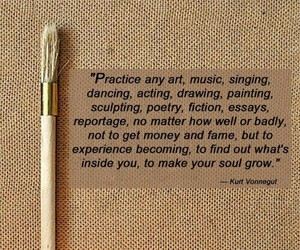 art, quote, and acting image