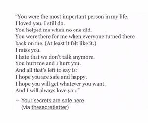 alone, heartbreak, and heartbroken image