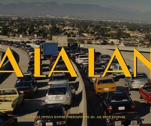 la la land, movie, and emma stone image