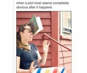 books, funny, and movies image