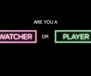 watcher, nerve, and player image