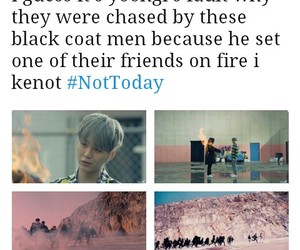 kpop, comeback, and not today image