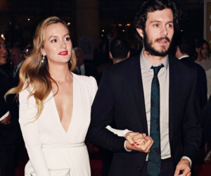 couple and adam brody image