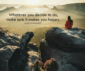 happiness, phrases, and quotes image