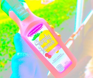 bright, drink, and filter image