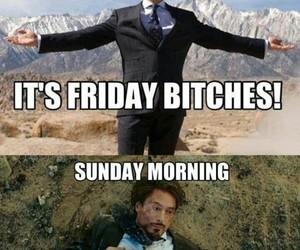 friday, funny, and Sunday image