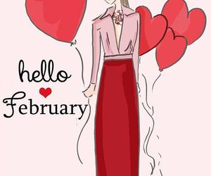 february and valentine image