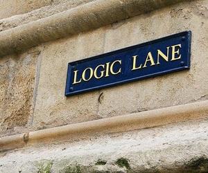 ravenclaw, blue, and logic image