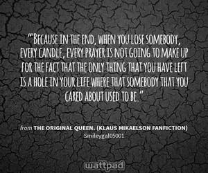 quotes, The Originals, and the vampire diaries image