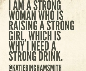 funny, jokes, and strong women image