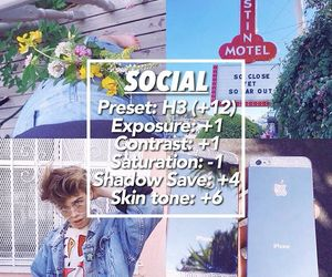 aesthetic, vsco theme, and pastel image
