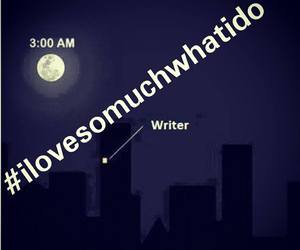 writer, escritor, and i love so much what i do image