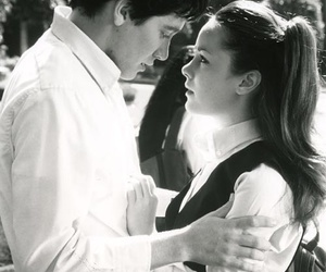 donnie darko and black and white image