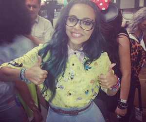 jade thirlwall, little mix, and poopey image
