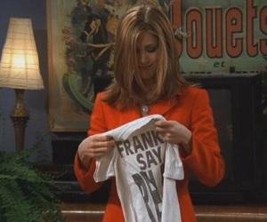 Jennifer Aniston, rachel green, and friends tv show image