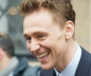 tom hiddleston, smile, and sweet image