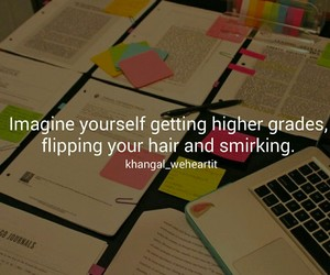 motivation, college, and study image