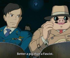 ghibli, Hayao Miyazaki, and porco rosso image
