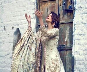 saree, sari, and shaadi image
