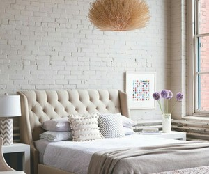bedroom, fashion, and style image