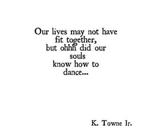 quotes, soul, and dance image