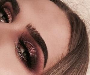 eyebrows, eyes, and lashes image