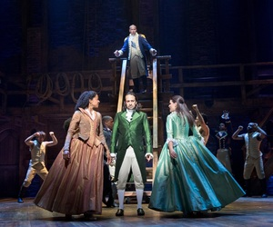 broadway, mom and dad, and angelica schuyler image