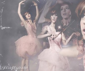 lindseystirling, ksll, and shatterme image