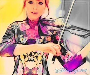 violin, ksll, and lindseystirling image