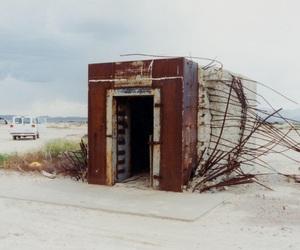 abandonned, apocalypse, and desert image