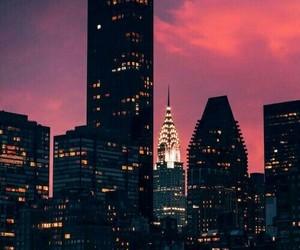 beautiful, night, and paisaje image