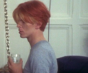70s, rock, and the man who fell to earth image