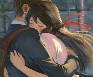 cry, your name, and taki image