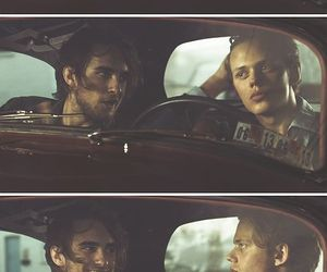 car, series, and landon liboiron image