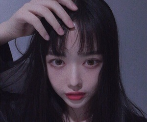 aesthetic, chinese, and girl image
