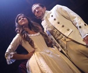 Eliza, hamilton, and alexander hamilton image