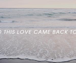 Lyrics, this love, and music image