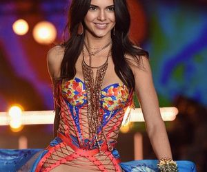 hot legs, kendall jenner, and victoria secrets angel image