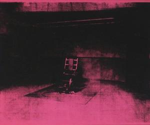 andy warhol, art, and pink image