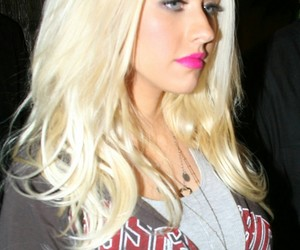 barbie, blonde, and night image