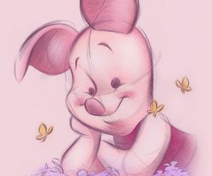 disney and piglet image