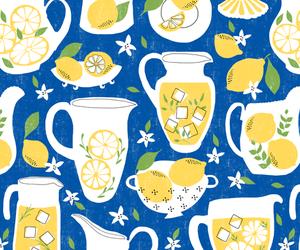 background, illustration, and juice image