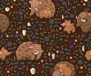 animal, illustration, and background image