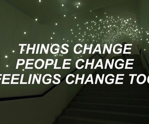 quotes, feelings, and change image