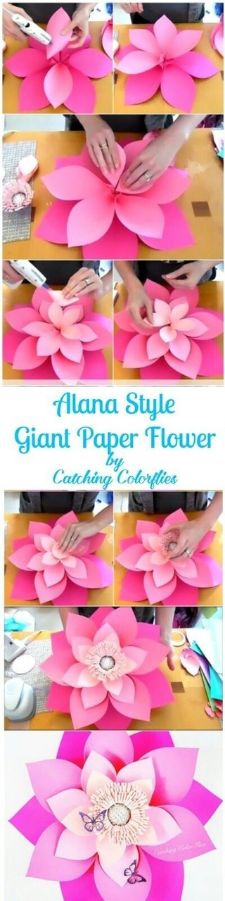 diy, Paper, and flower image