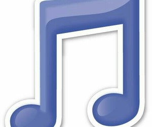 blue, music, and png image