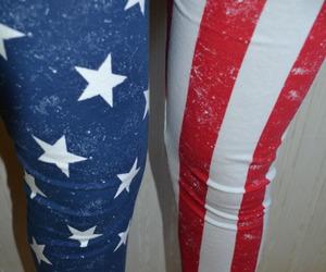america, american, and american flag image