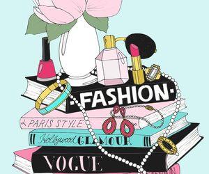 fashion, vogue, and pink image