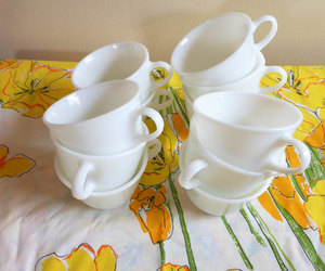etsy, vintage cups, and akitschisjustakitsch image