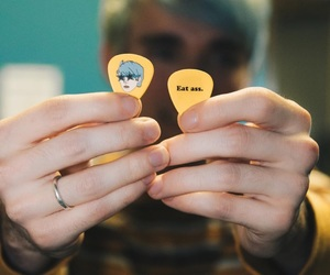 awsten knight, otto wood, and waterparks image